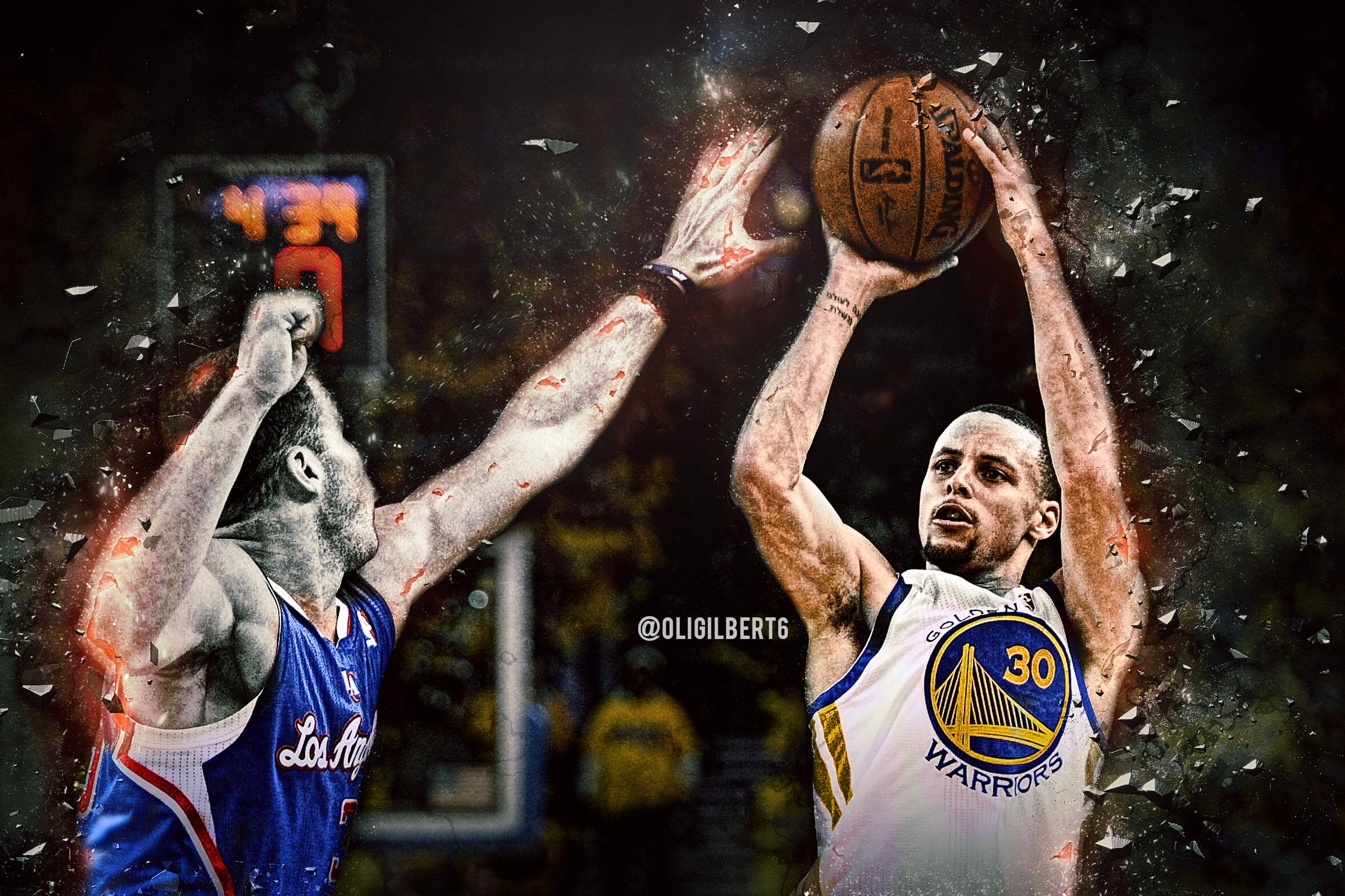 Stephen Curry 2015 Playoffs Hd