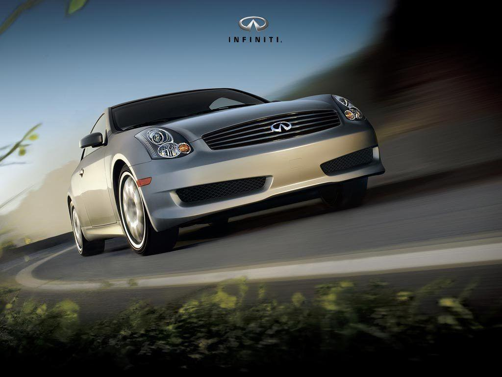 Infiniti G35 Coupe Wallpapers 1024x768