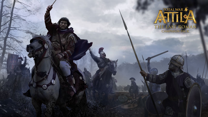 Total War Attila Wallpaper in 1366x768 860x484