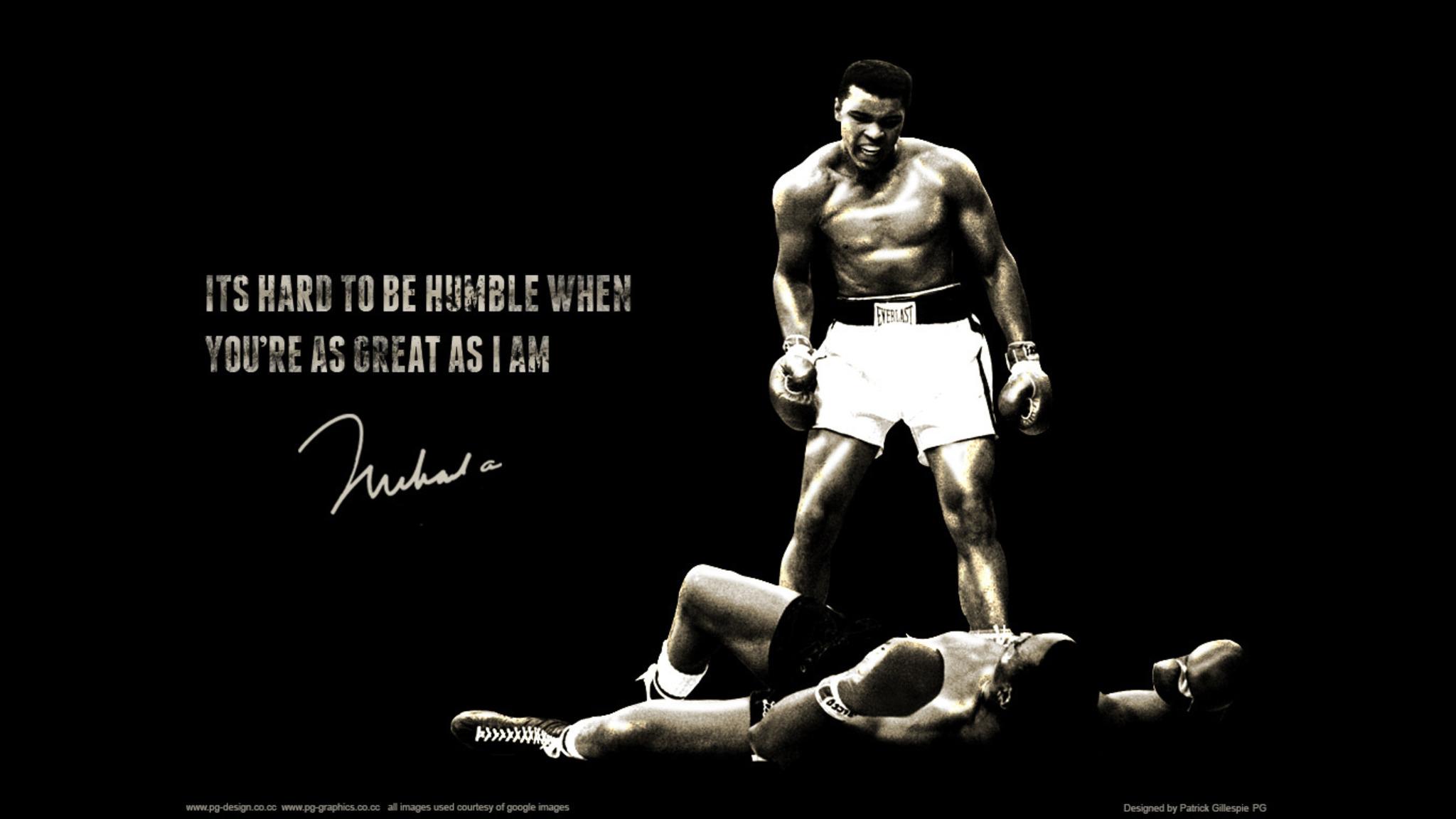 10 Best Muhammad Ali Wallpapers HD   InspirationSeekcom 2048x1152