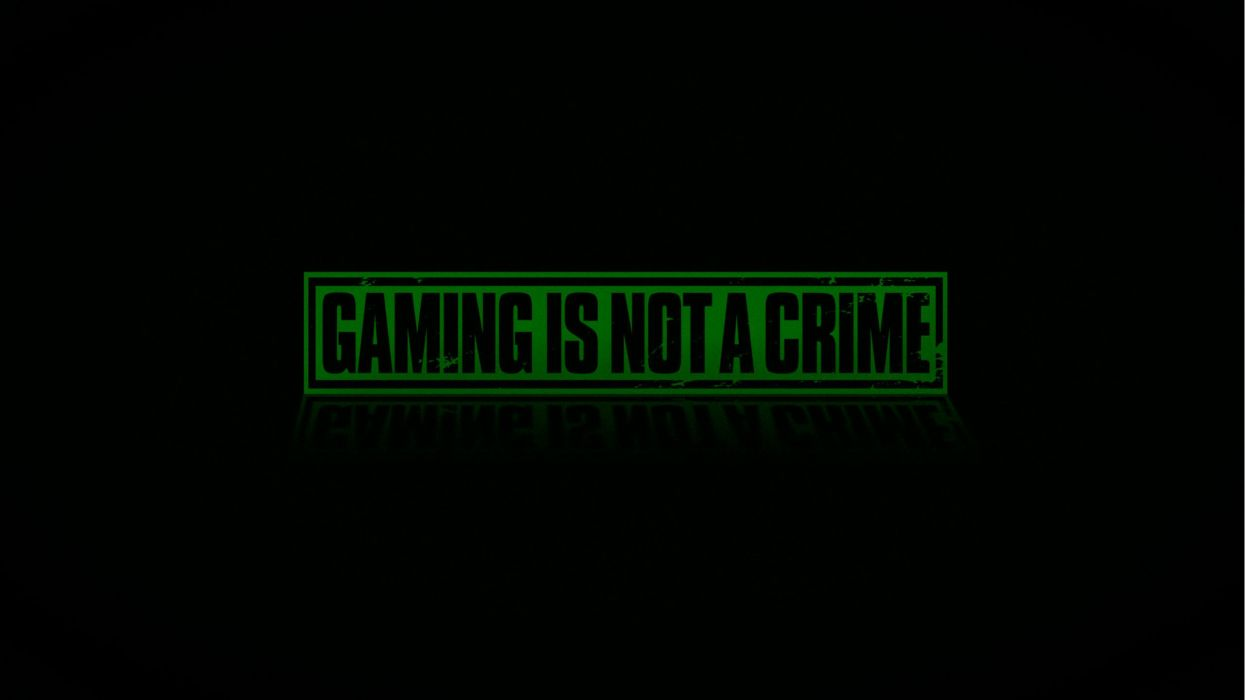 GAMING game video computer gamer poster wallpaper 2560x1440 1245x700