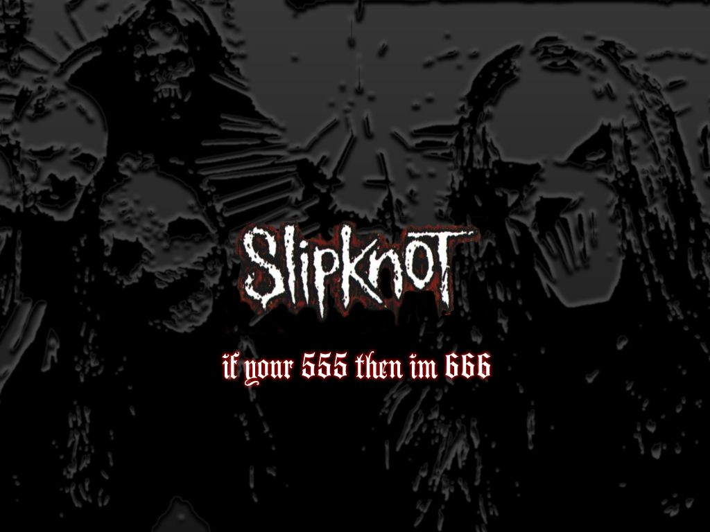 Slipknot Logo Wallpapers 2015 1024x768
