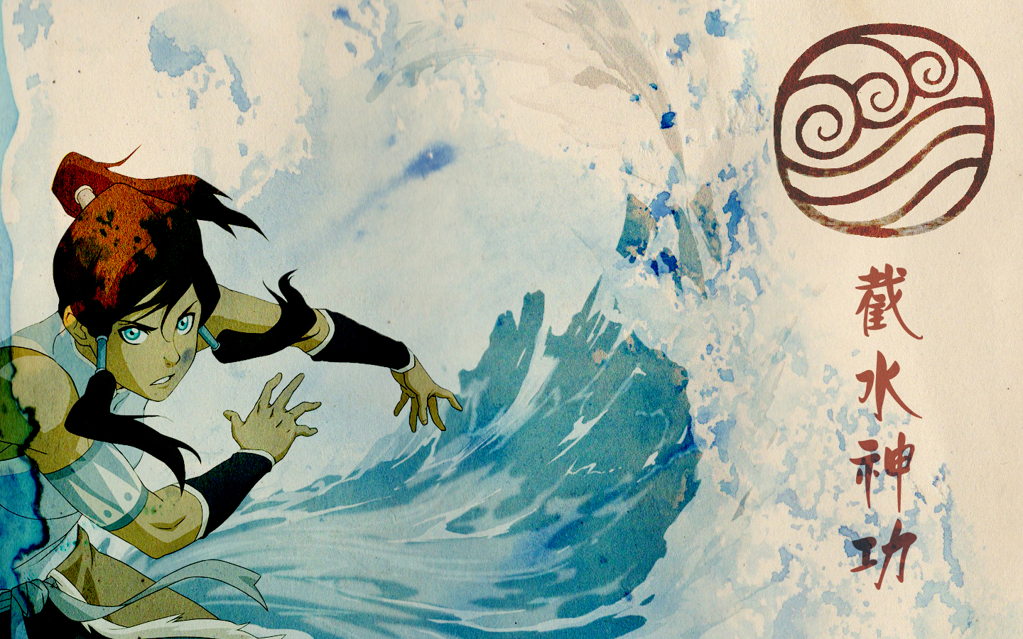Best 52 Waterbending Wallpaper on HipWallpaper Toph 1440x900