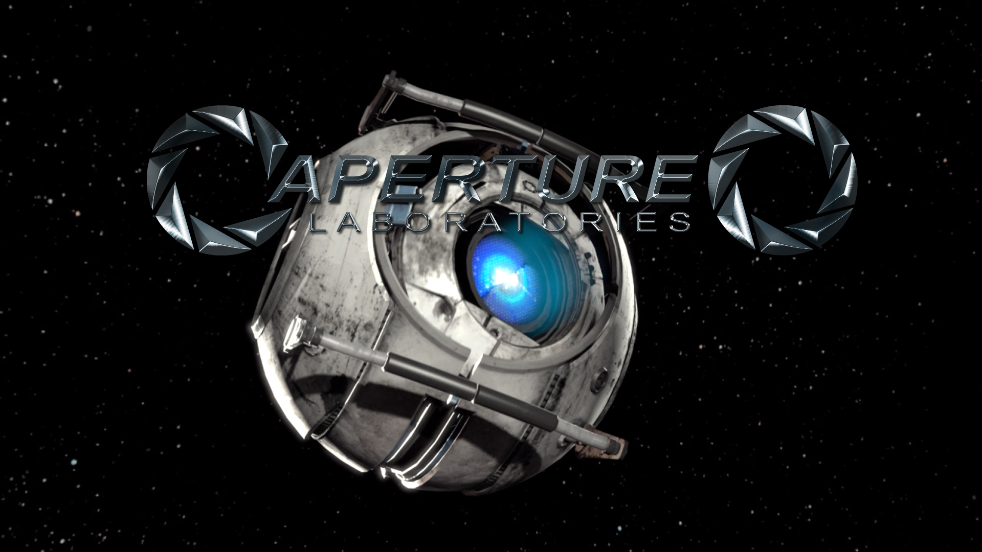 Free Download Portal 2 Wallpaper Hd Turret Portal Aperture