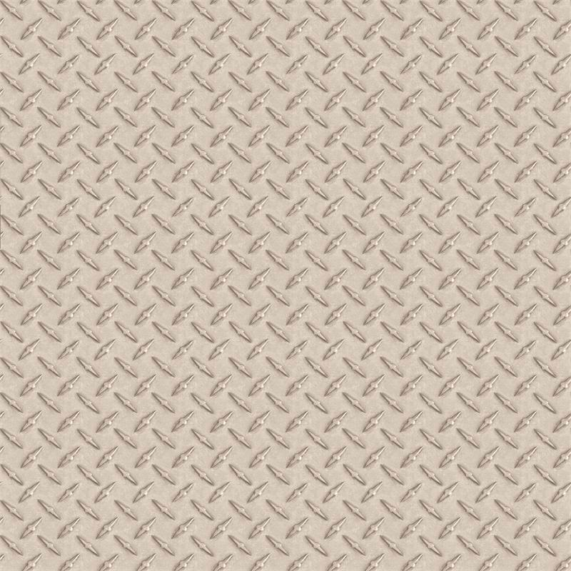 Silver Diamond Plate Wallpaper   Baby Nursery Kids 800x800