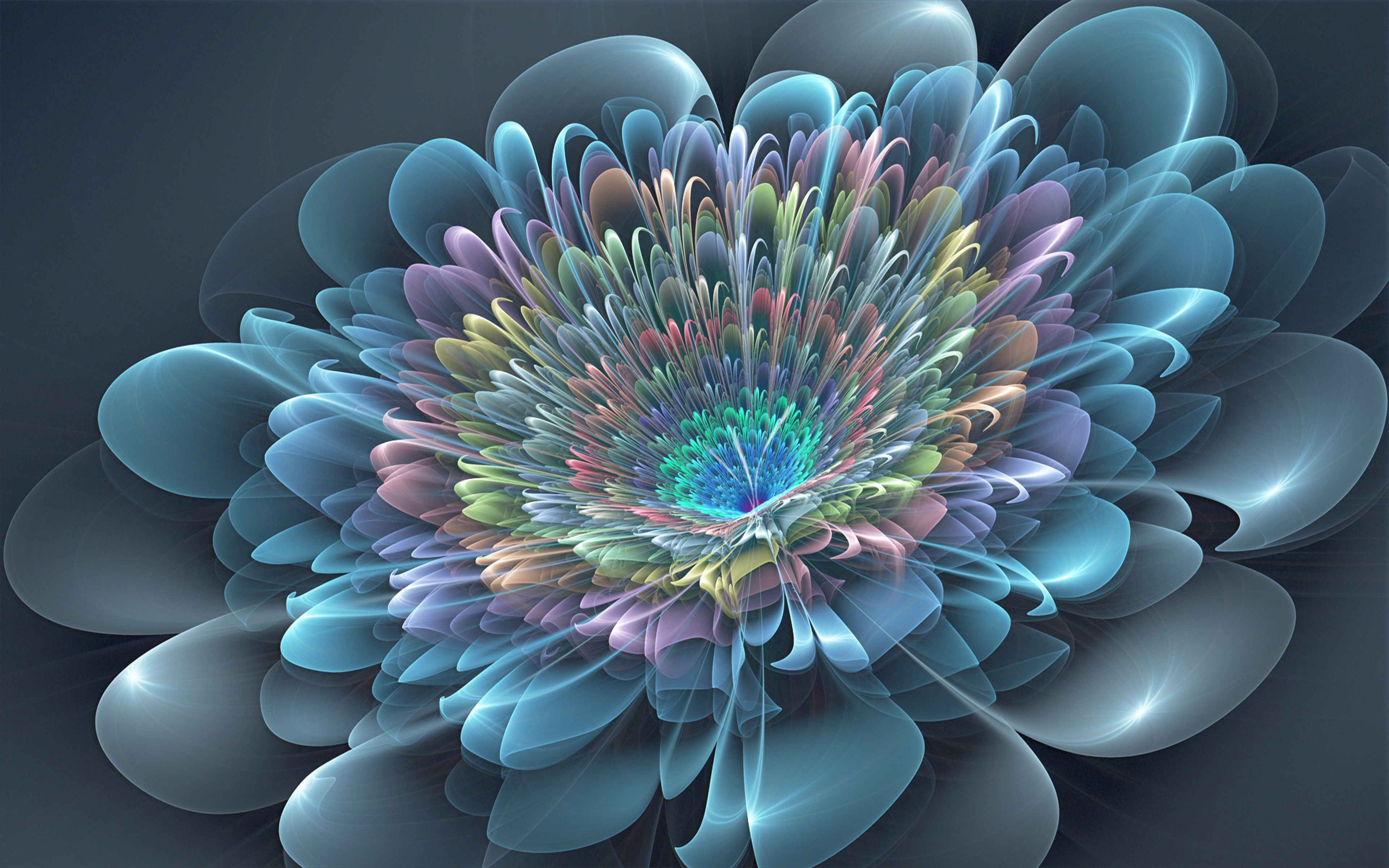 Free Download Flower Petals Fractal Background Wallpaper Background Ultra Hd 4k 3840x2400 For Your Desktop Mobile Tablet Explore 43 4k Flower Wallpapers 4k Nature Wallpaper Spring Japan Awesome 4k