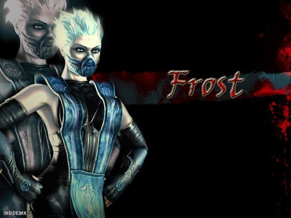 [49+] Mortal Kombat Frost Wallpaper On WallpaperSafari