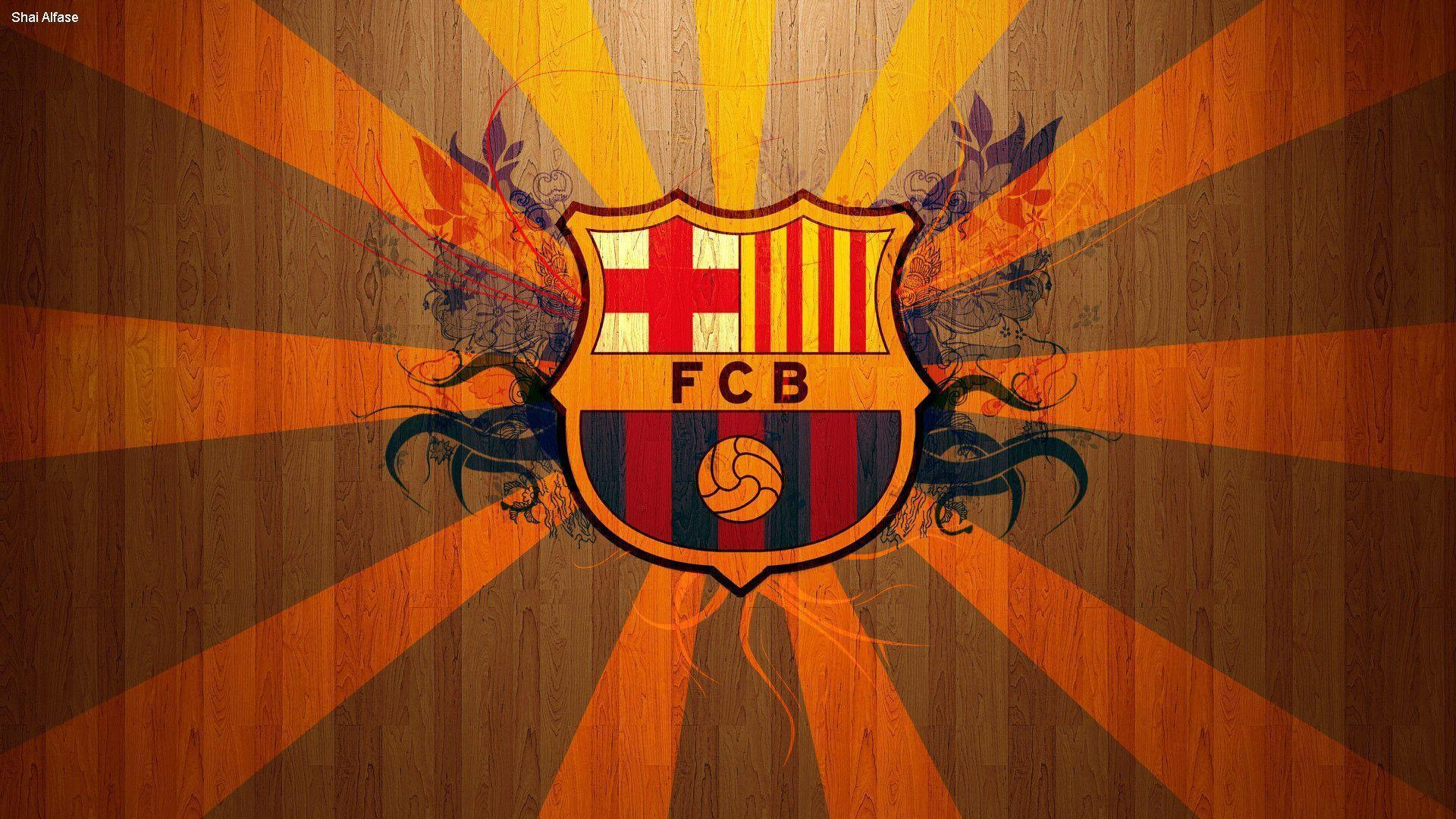 FC Barcelona Logo Wallpapers 1920x1080