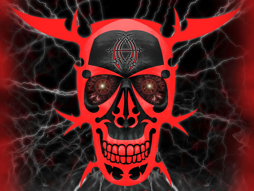 3D Skull Wallpaper Image Gallery 1024x768