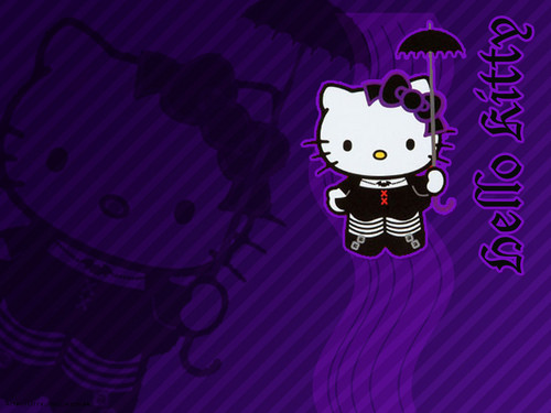 Wallpapers HD Wallpaper and background images in the Hello Kitty 500x375