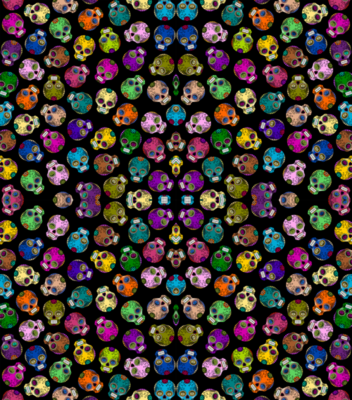 Sugar Skulls Wallpaper Search Results newdesktopwallpapersinfo 704x800