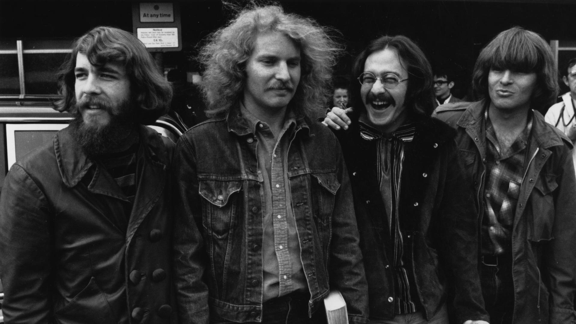 Creedence Clearwater Revival HD Wallpaper Background Image 1920x1080