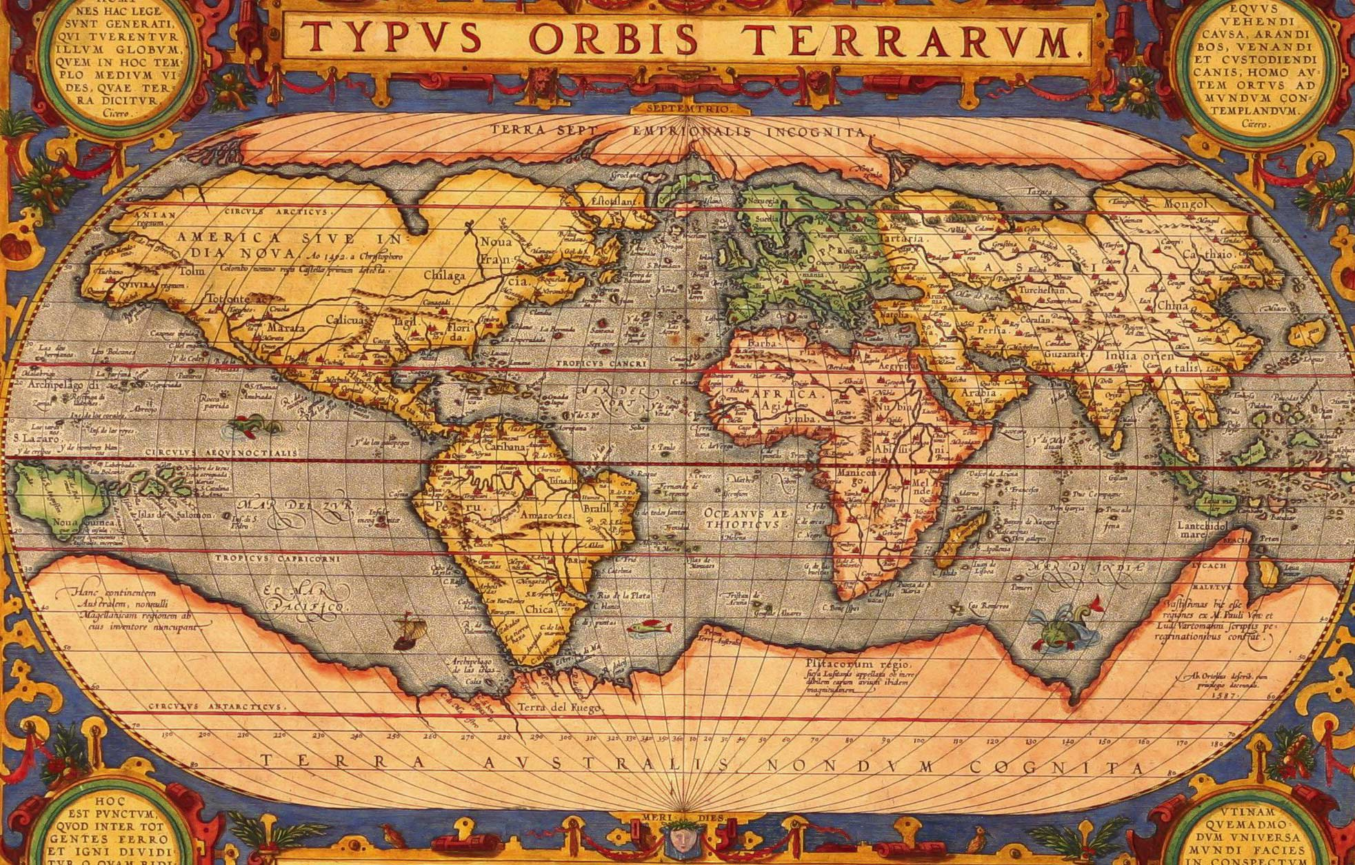 Earth Map Wallpaper 1965x1254 Earth Map 1965x1254
