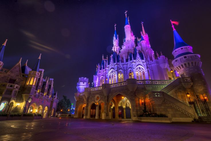 Walt Disney World Resort Disney Orlando floride Florida USA universal 736x491