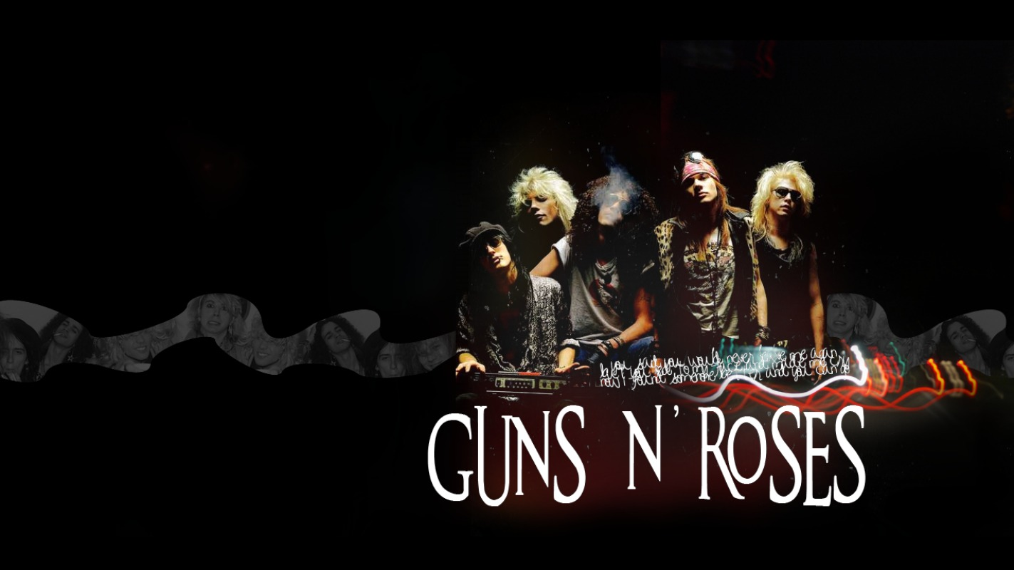 Guns N Roses 16165 Hd Wallpapers in Music   Imagescicom 1423x800
