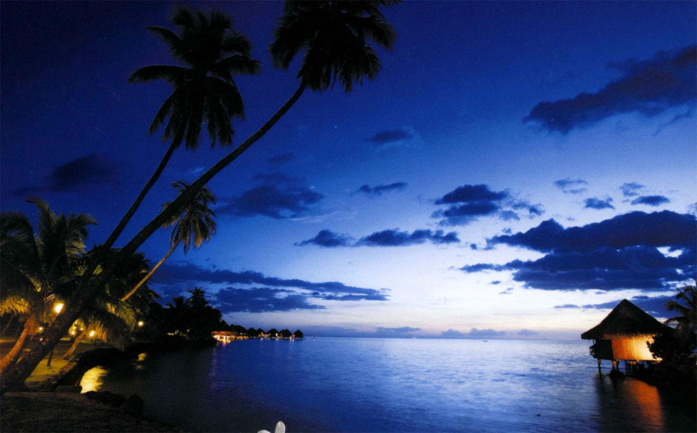 Bora Bora Island HD Wallpapers 1400x870