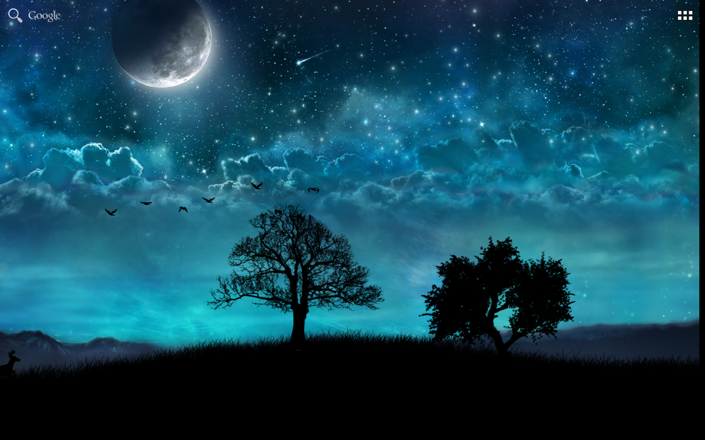 Dream Night LiveWallpaper   Android Apps on Google Play 1440x900