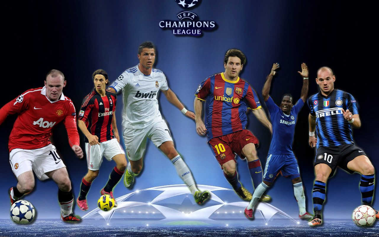 Wallpaper Uefa Champions League 2011 Wallpapers   Football Champions 1280x800