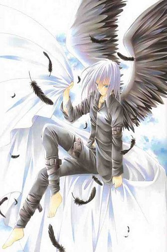 Emo Angel   Wallpaper 4 Apples iPhone 4 and iPhone 4S Flickr   Photo 333x500