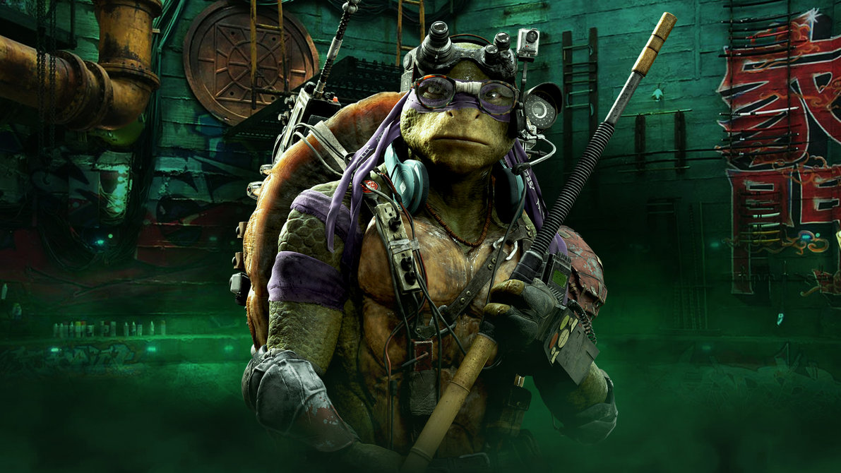 47+] Donnie TMNT Wallpaper on WallpaperSafari