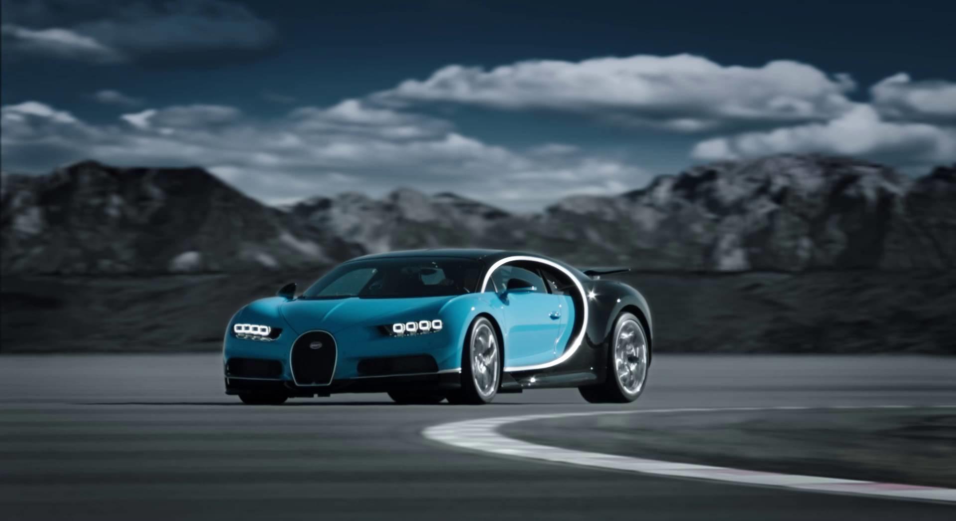 79 Bugatti Chiron 2018 Wallpapers On Wallpapersafari