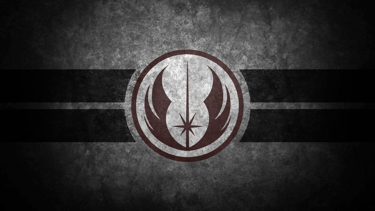 Jedi logo wallpaper wallpapersafari for Jedi academy wallpaper