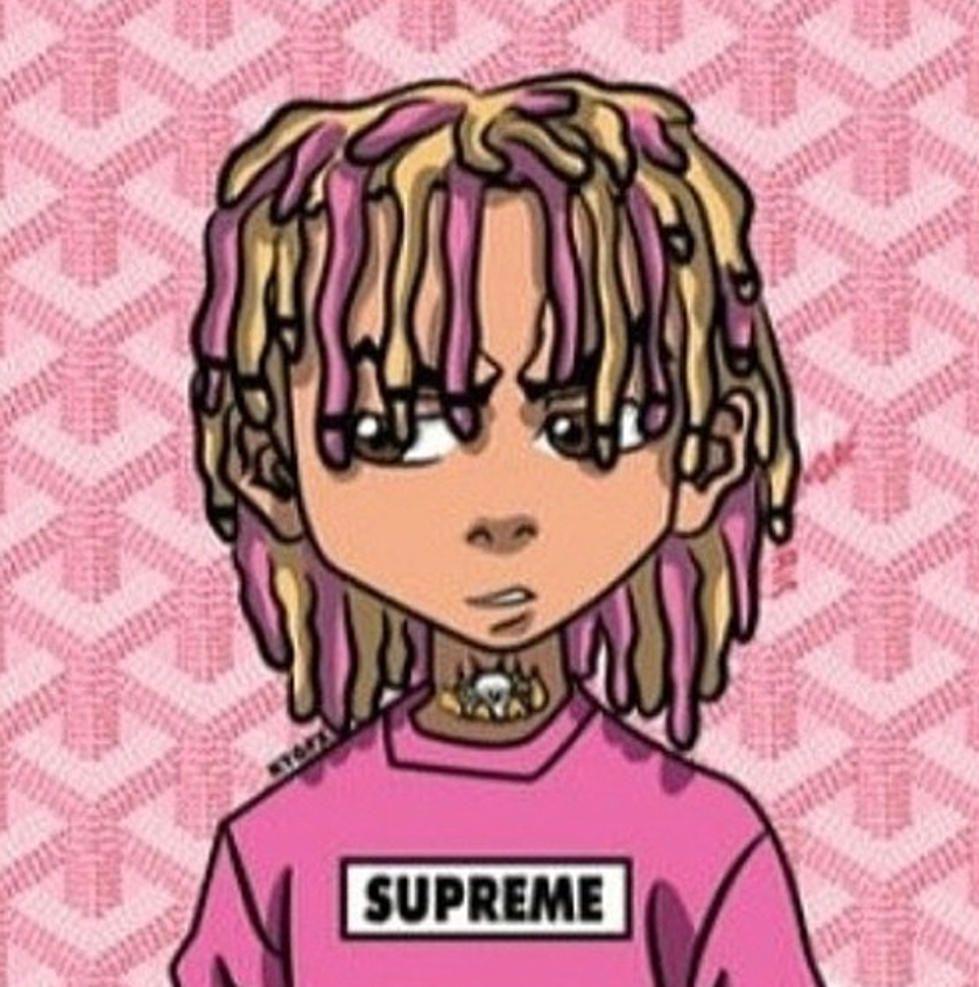 Lil Pump Cartoon Wallpapers   Top Lil Pump Cartoon 979x987