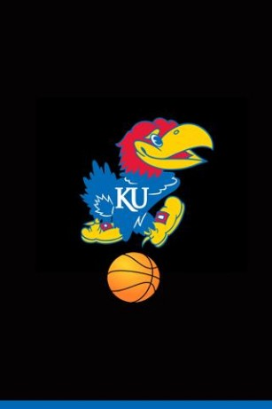 KU Basketball Live Wallpaper App for Android 307x461