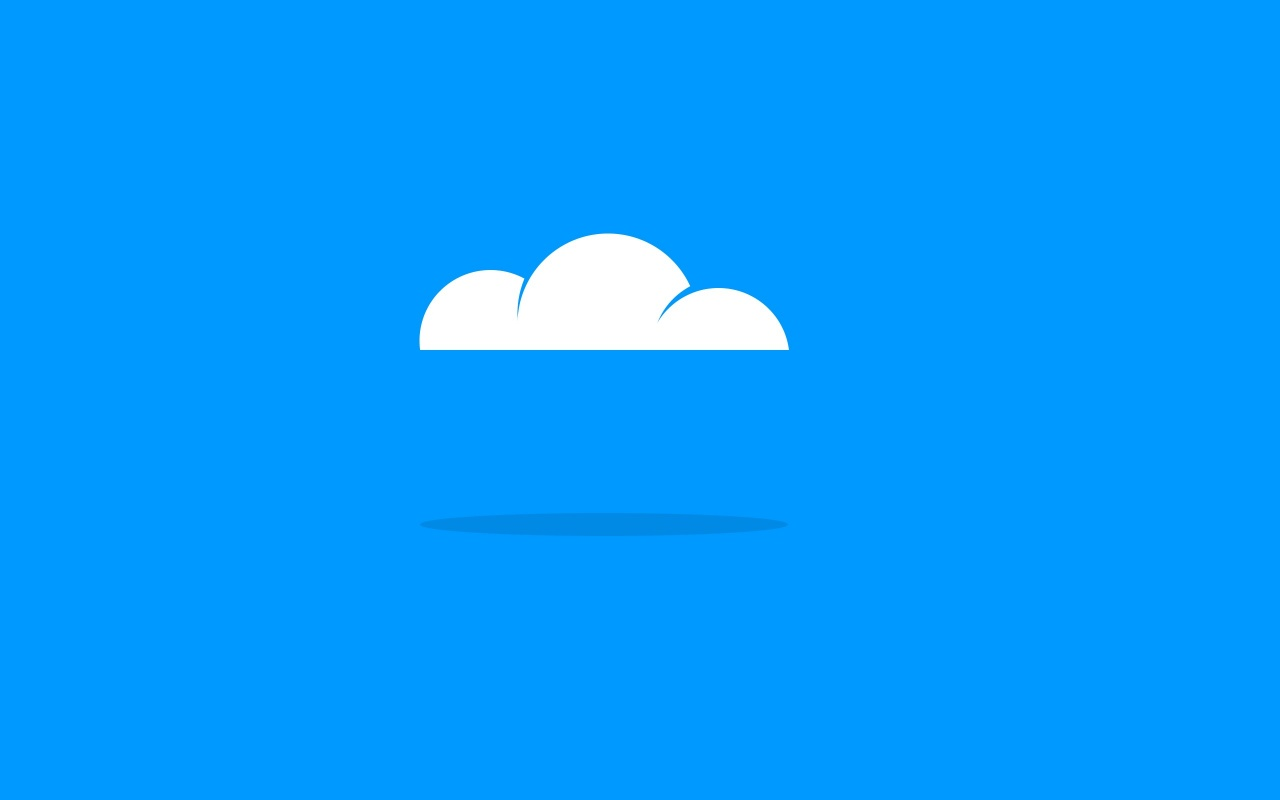 1280x800 Cloud desktop PC and Mac wallpaper 1280x800