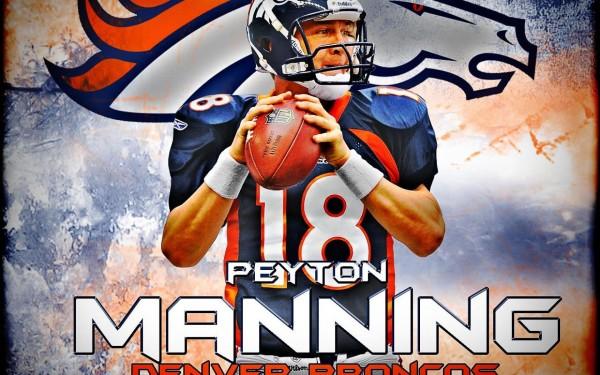 Wallpaper Peyton Manning Denver Broncos   Wallpapers   Wallpapers 600x375