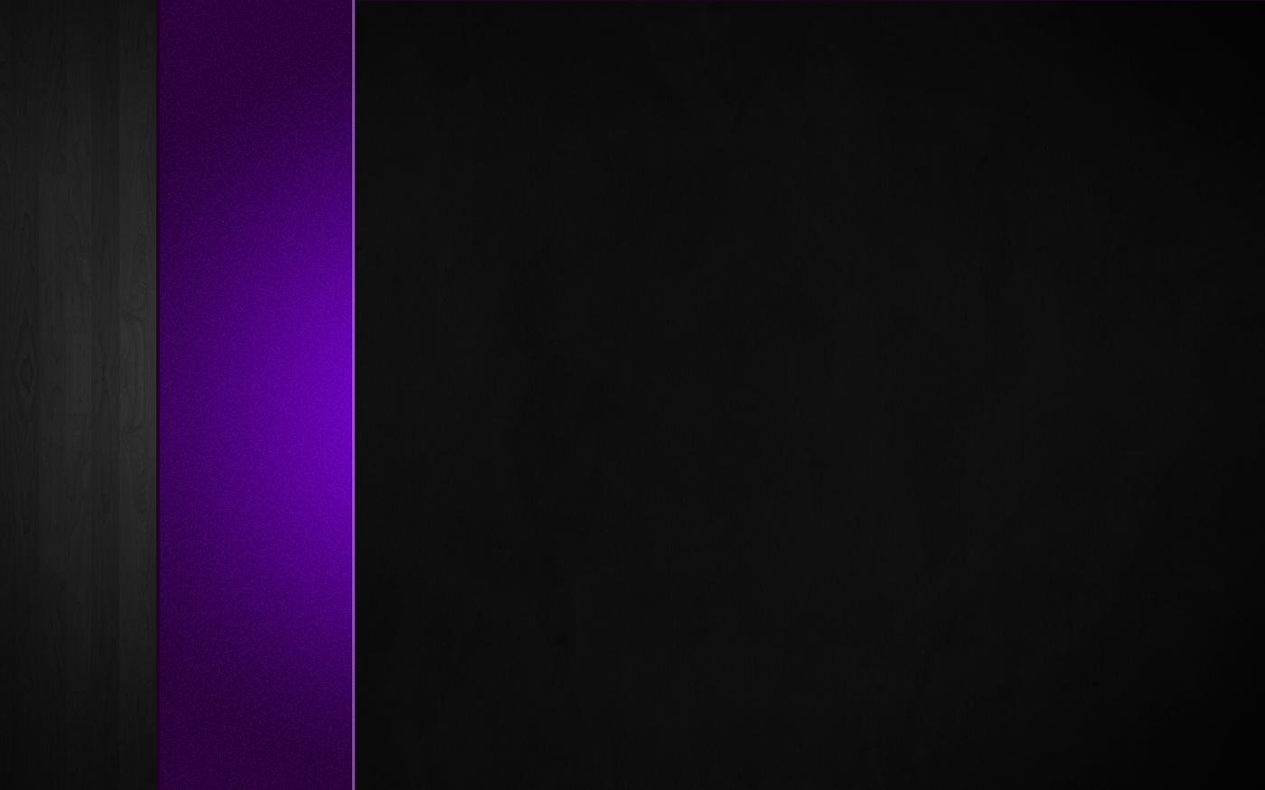 black and purple wallpaper Cool Wallpaper 1400x875