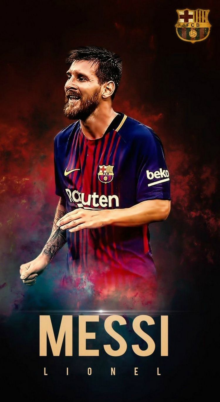 THE BEST 61 LIONEL MESSI WALLPAPER PHOTOS HD 2020 Lionel messi 750x1370