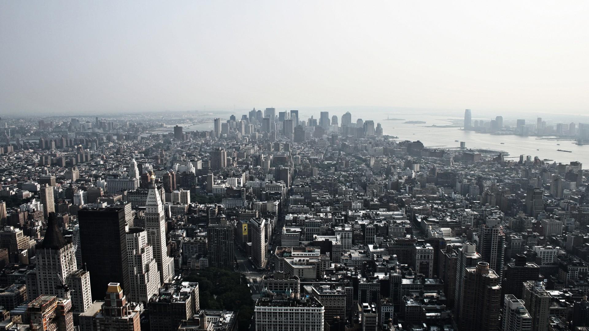 Cityscapes Urban Wallpaper 1920x1080 Cityscapes Urban New York 1920x1080