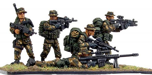 Force Recon Marines Snipers 28mm us Force Recon Marine 500x247