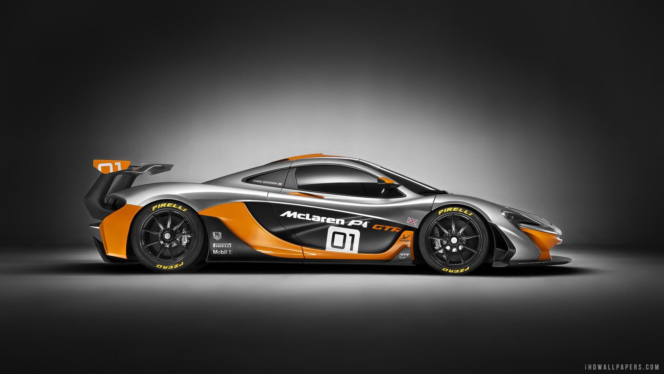 McLaren P1 GTR Wallpaper 2560x1440