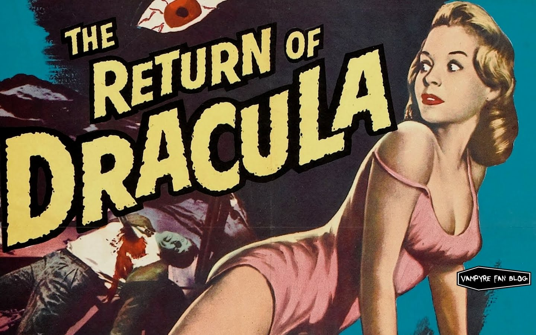 Fan DRACULA VAMPIRE WALLPAPERS   Vintage Monster B Movie Posters 1440x900