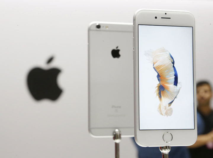 Iphone 6s Might Sport Animated Wallpapers Like Apple Watch: Moving Wallpaper IPhone 6s Plus