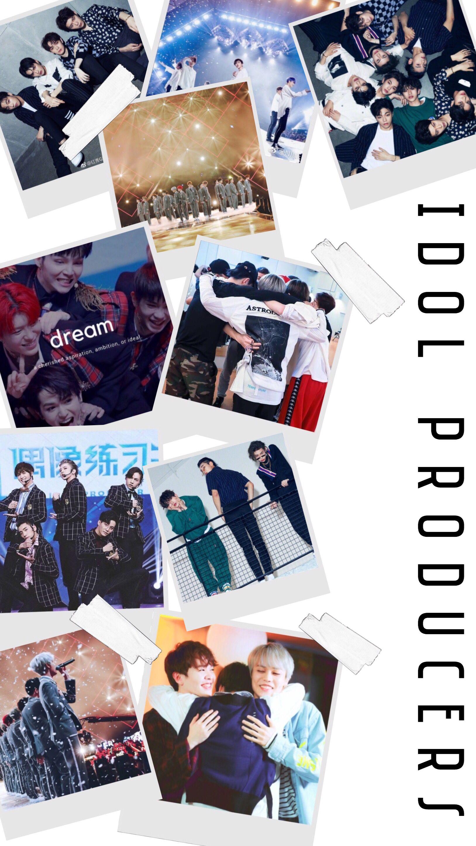 Nine Percent idol Producers wallpaper ninepercent 1628x2895