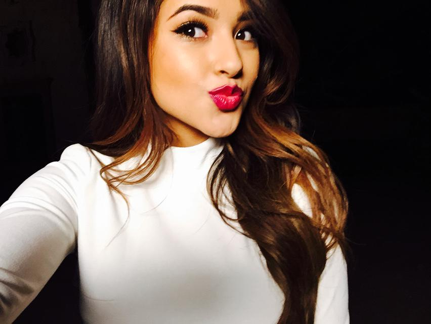 Becky G Released Her Music Video For Cant Stop Dancing 852x640