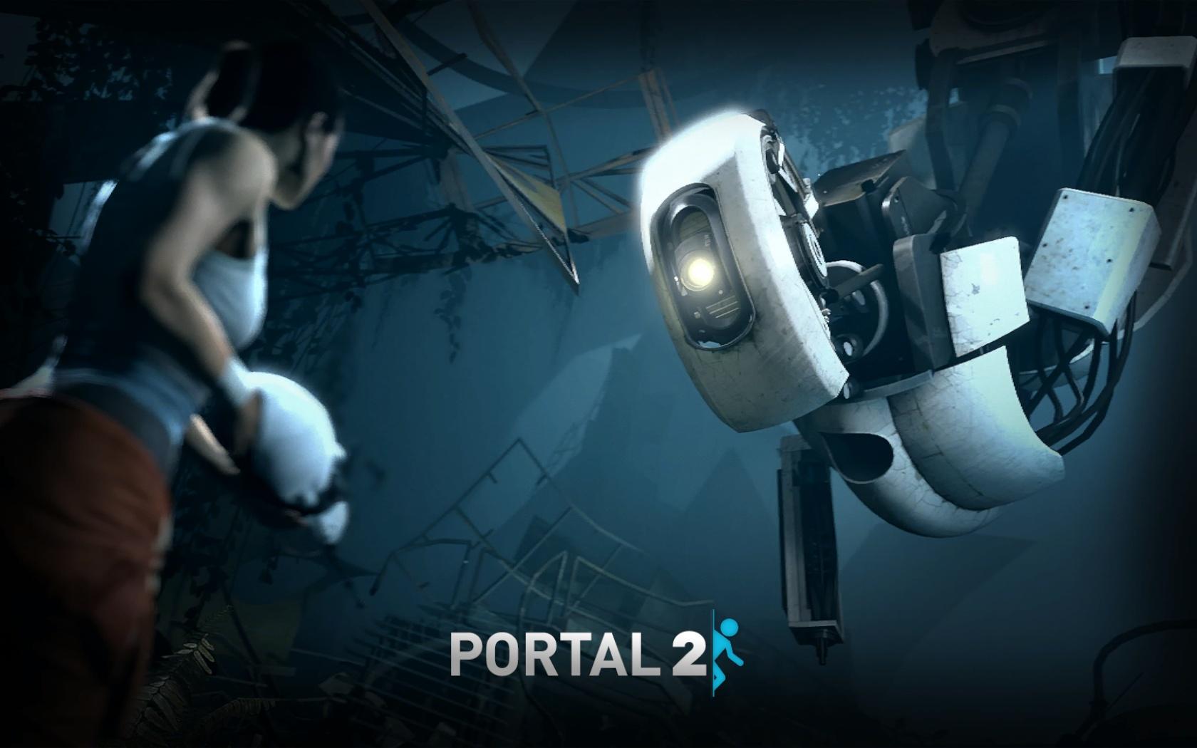 Portal 2 Wallpapers Screenshots 1680x1050
