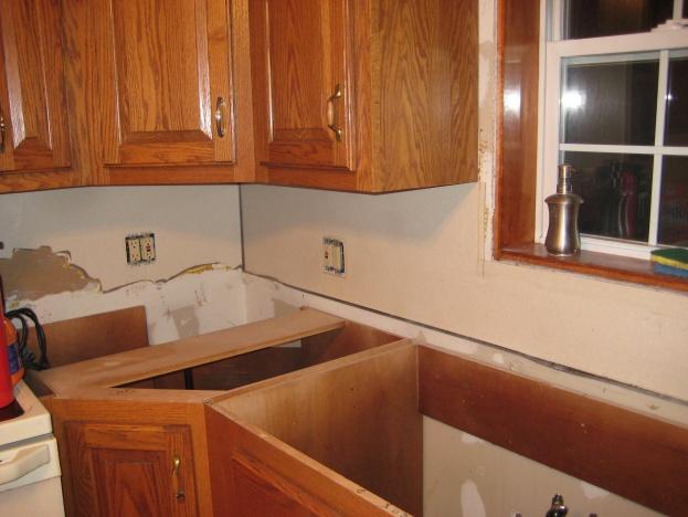 Tiling Backsplash Over Laminate   Tiling ceramics marble   DIY 623x468