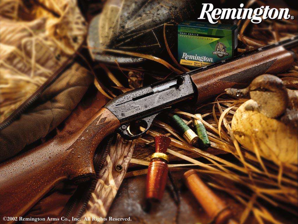 Remington Wallpapers 1024x768