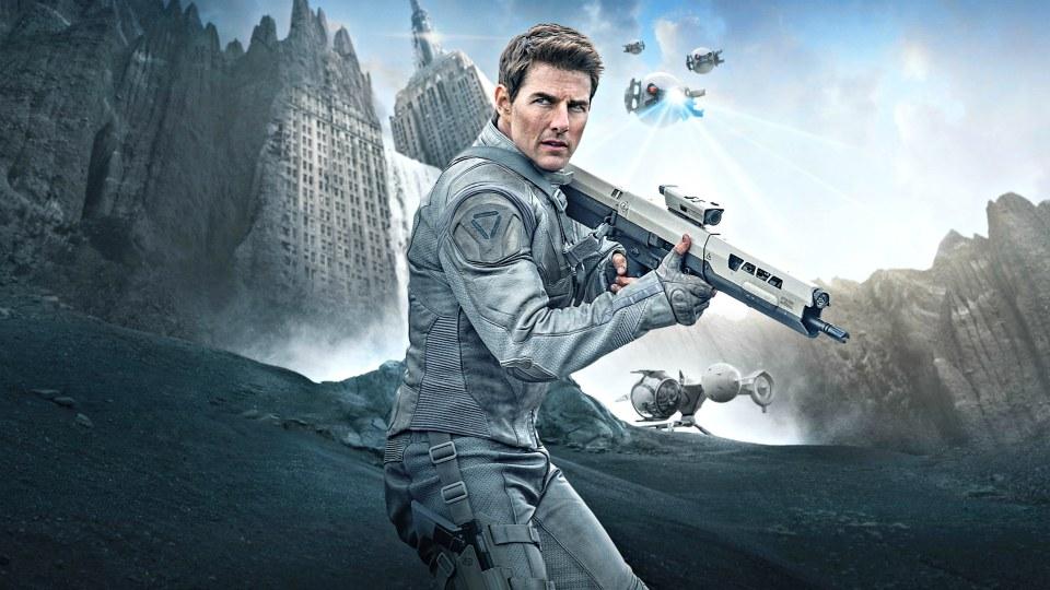 Tom Cruise wallpaper Oblivion   WQHD Desktop Tab 960x540
