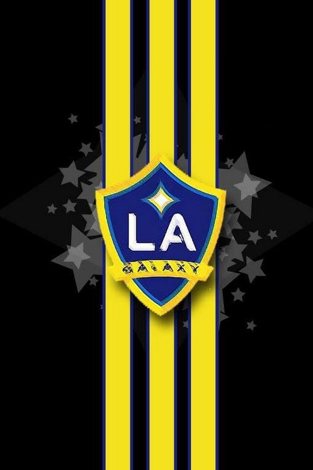 Los Angeles Galaxy   Download iPhoneiPod TouchAndroid Wallpapers 640x960