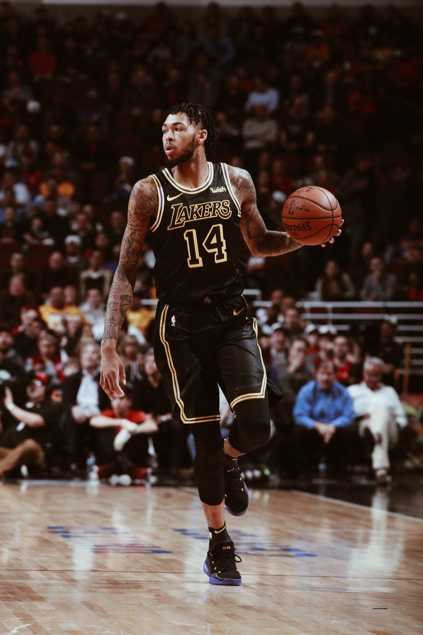 Brandon Ingram Basketball Basketball Nba players Basketball 1366x2048