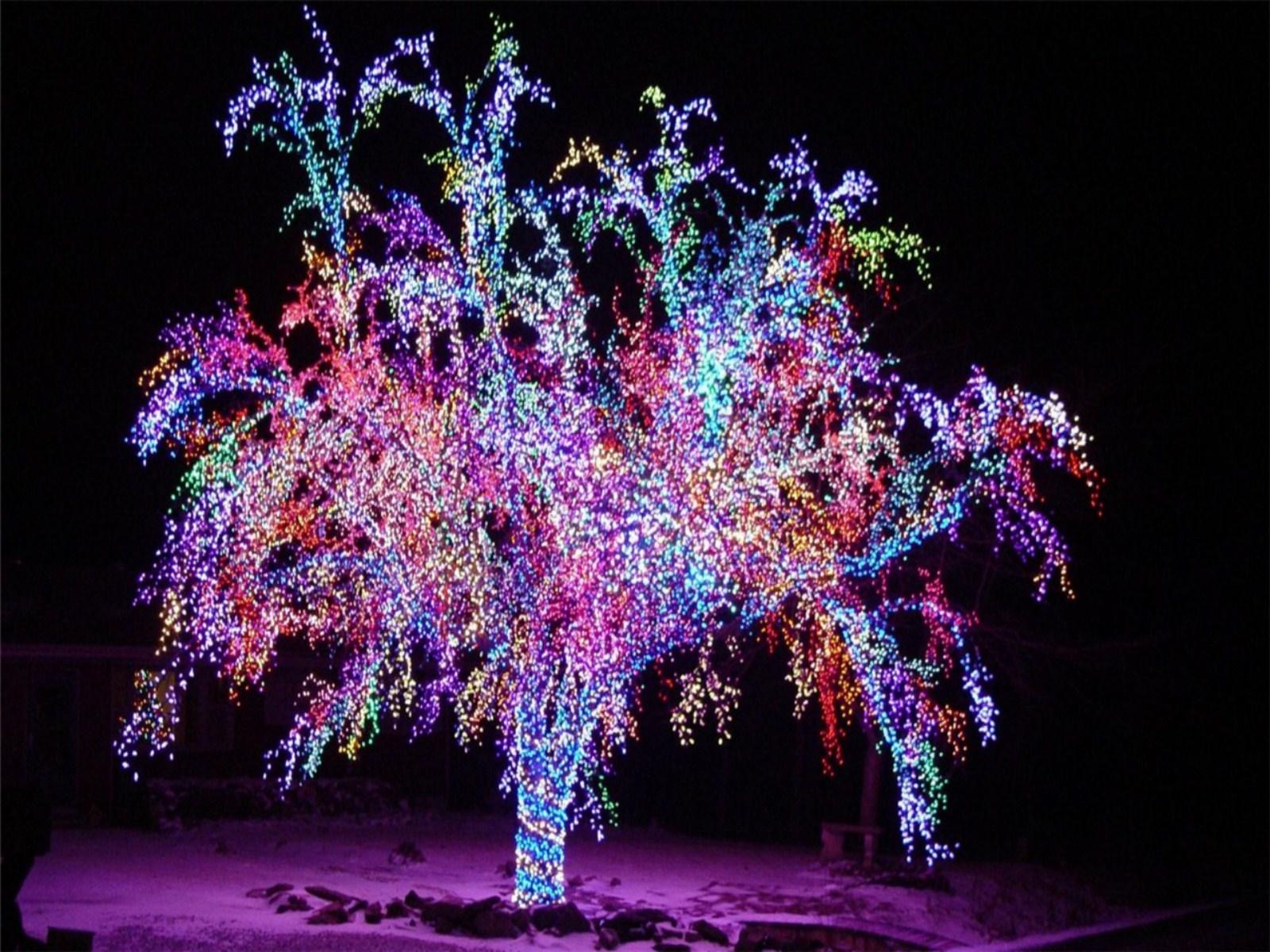 49 Animated Christmas Lights Wallpaper On Wallpapersafari