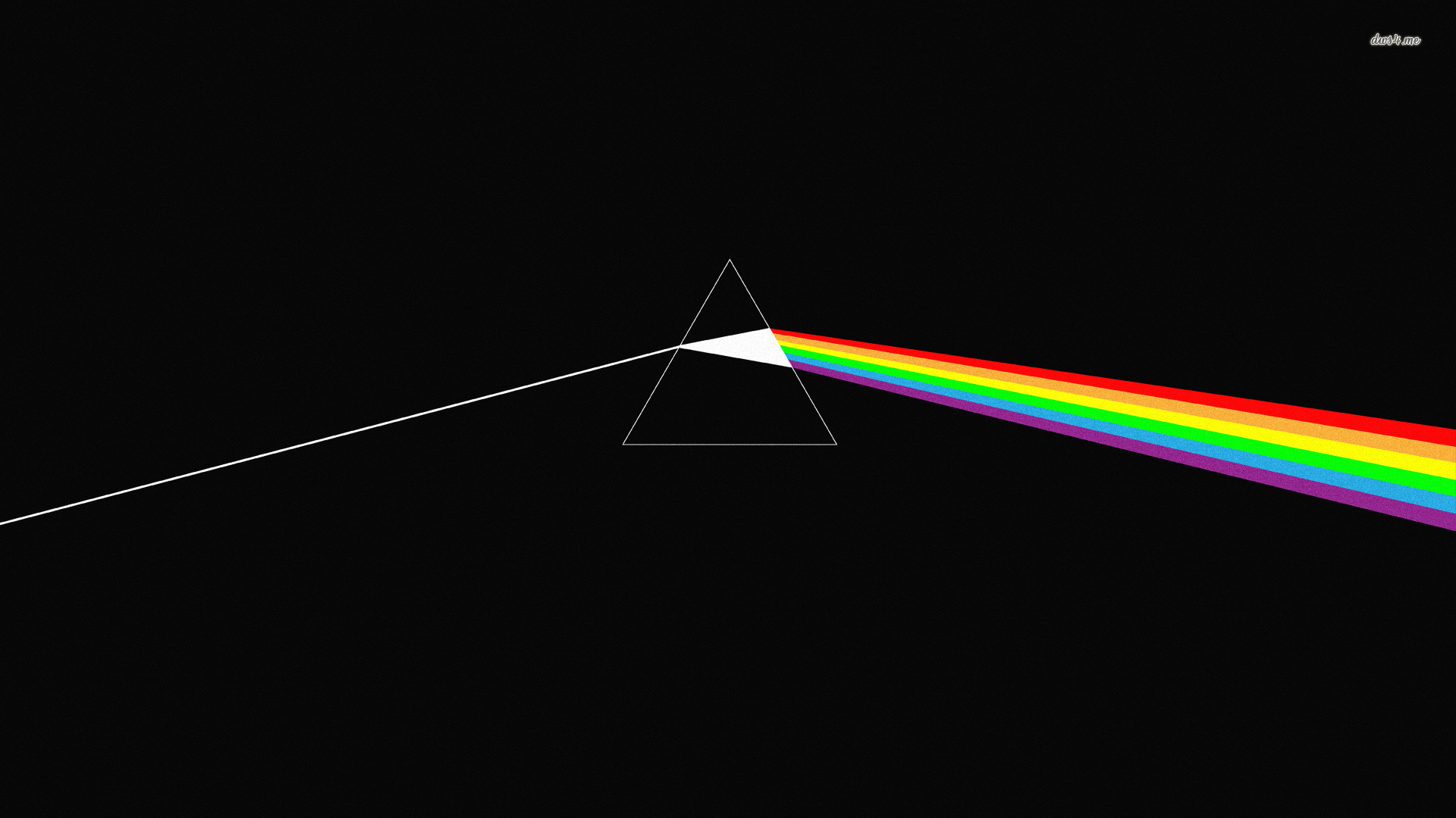 Pink Floyd Logo Dark Side Of The Moon   wallpaper 1920x1080