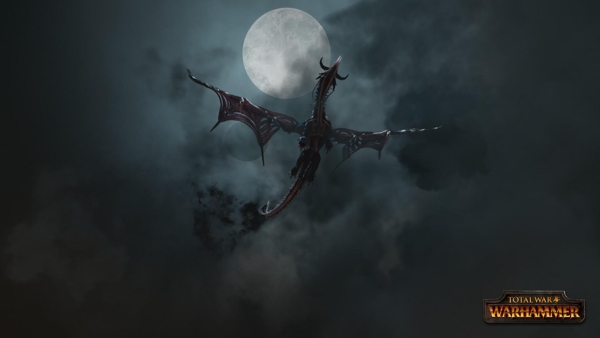 Warhammer warhammer total war total war creative assembly dragon 1680x1050