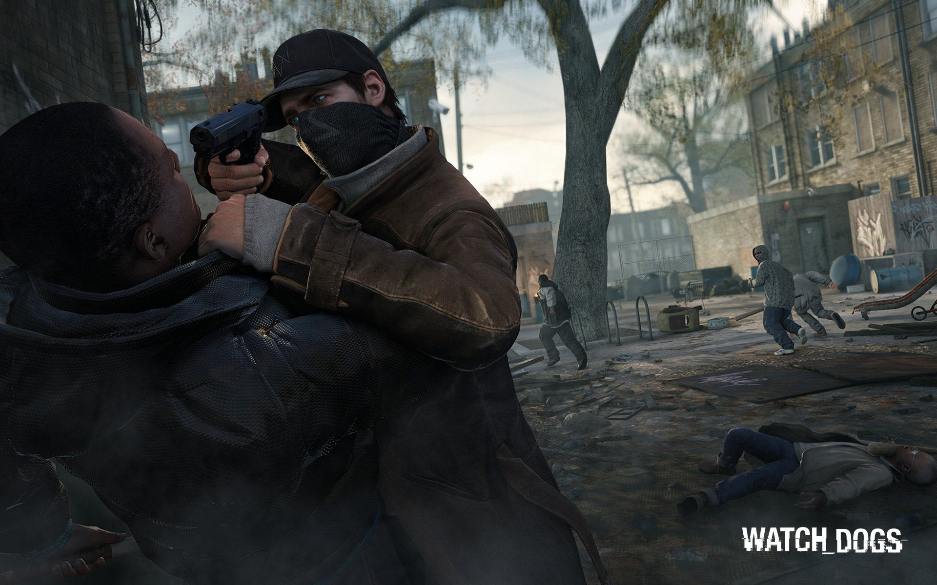 Watch Dogs Wallpaper in 1920x1200 1920x1200
