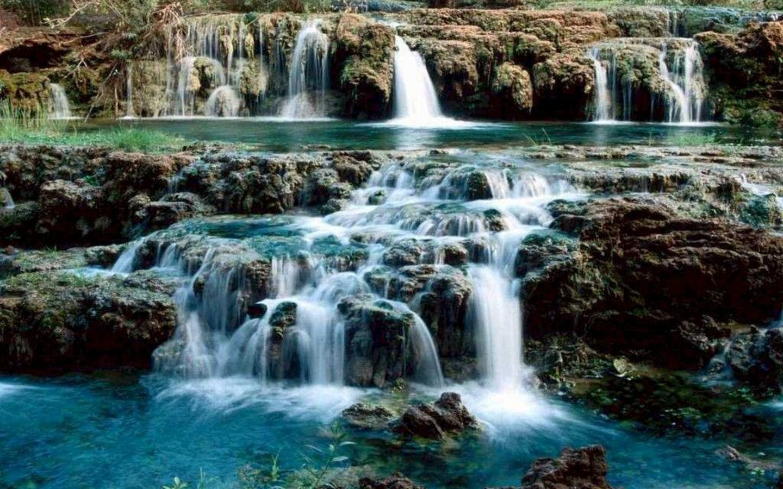 HQ Waterfall 4 Wallpaper   HQ Wallpapers 1440x900